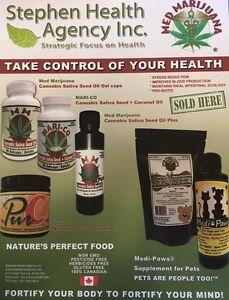 Sativa Seed Oil