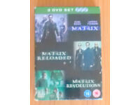 DVD COLLECTIONS FOR SALE.......VGC