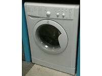 b057 white indesit 6kg*5kg 1200spin washer dryer comes with warranty can be delivered or collected