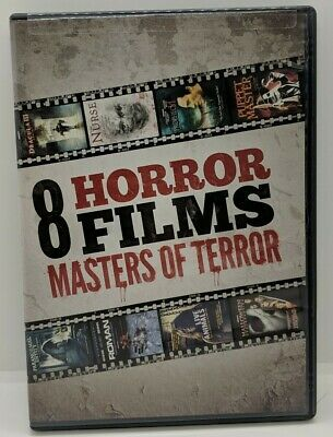 Filme Terror Halloween (8 Film Masters of Terror Collection Prophecy 2 Puppet Master)