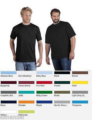 Herren-10 (Promodoro 3099 T Shirt Herren 10er Pack XS-XXL 3XL 4XL 5XL Premium 60° waschbar)