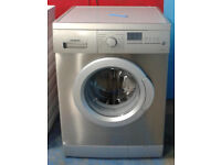 x406 stainless steel siemens 7kg 1200spin washing machine comes with warranty can be delivered