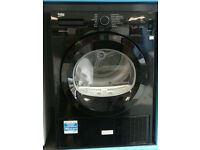 b307 black beko 7kg A++ heat pump condenser dryer new with manufacturer warranty can be delivered