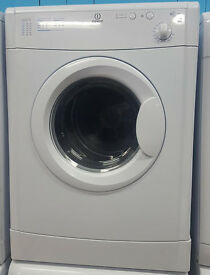 l326 white indesit 6kg vented tumble dryer comes with warranty can be delivered or collected