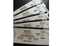X3 Biffy Clyro Tickets Newcastle