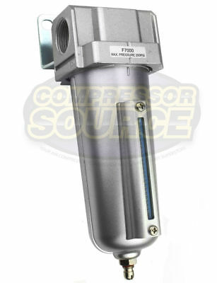 34 Compressed Air In Line Moisture Water Filter Trap F706 Compressor New