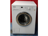 w322 white miele 5kg 1300spin washing machine comes with warranty can be delivered or collected
