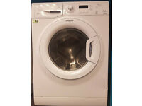 w482 white hotpoint 7kg 1400spin washing machine comes with warranty can be delivered or collected