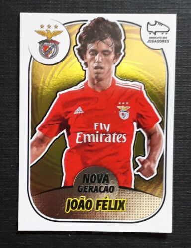 Joao Felix Rookie Panini Sticker 2018/19
