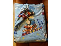 Thomas The Tank Engine toddler bed in a bag set - duvet & cover, pillow & case + poster