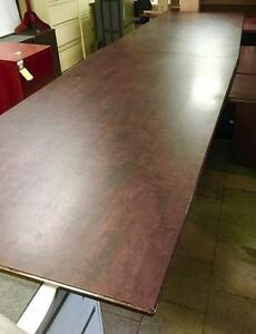 Boardroom Table - Seats 14-18 People