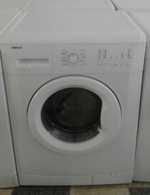 c659 white beko 7kg 1200spin A+ washing machine comes with warranty can be delivered or collected