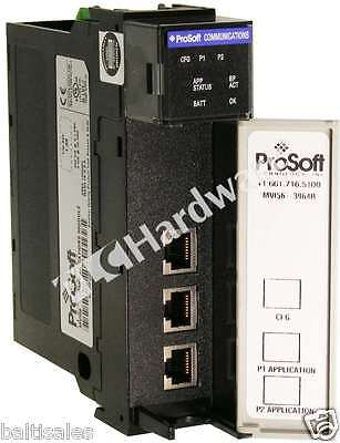 Prosoft Technology Mvi56 S3964r 3964R Protocol Comm Module For Controllogix Qty