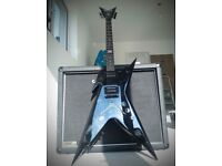 DEAN DIME RAZOR BACK ELECTRIC GUITAR