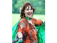 Belly Dance Classes for Beginners with Sarah Swirled Belly Dance