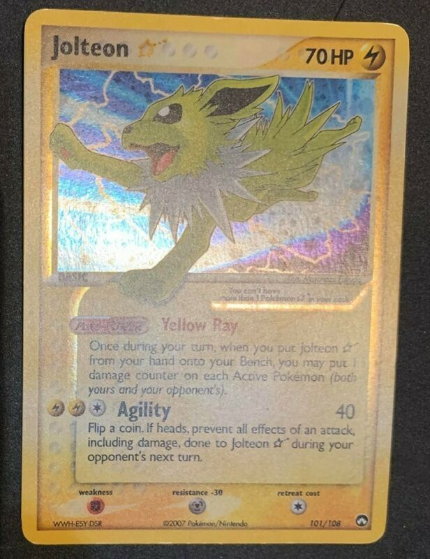 Eevee 51//64 Pokemon Card TCG Wizards Original Jungle Set NM Great Condition