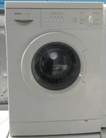 j421 white bosch 6kg 1200spin washing machine comes with warranty can be delivered or collected