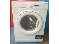 m472 white hotpoint 8kg A++ 1400spin washing machine comes with warranty can be delivered