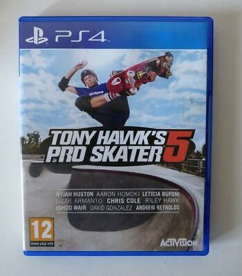 Tony Hawk's Pro Skater 5 PS4 SAME DAY Dispatch [Order By 4pm]