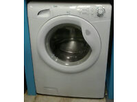 c675 white candy 7kg 1200spin A* rated washing machine come with warranty can be delivered
