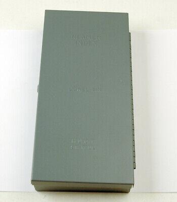 YANKEE 370-0.312 Dowel Pin Reamer,0.3120 In.,6 Flute,HSS