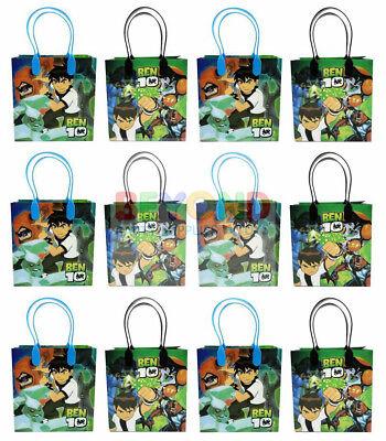 Ben10 Goody Bags, Ben10 Party Favor Goodie Bags Gift Bags Birthday Party - Birthday Goody Bags