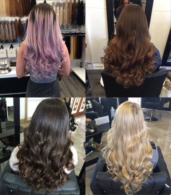 Premium Hair Extensions And Colour Hairdressing Gumtree