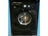 f367 black beko 6kg washing machine comes with warranty can be delivered or collected