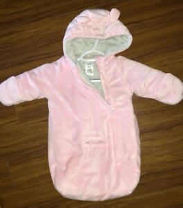 Brand new carters snow suit