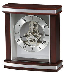 645-673  HOWARD MILLER TABLE TOP CLOCK TEMPLETON