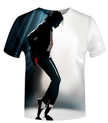 Michael Jackson Jam T-Shirt (Large)