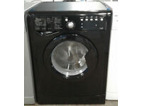 c669 black indesit 7kg&5kg 1400spin washer dryer comes with warranty can be delivered or collected