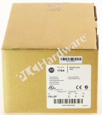 New Allen Bradley 1764-lsp Series C Micrologix 1500 Standard Processor Frn 11