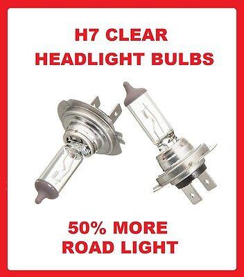 Pair of Headlamp Headlight Bulbs Full Beam  Dipped Beam H7499477 12 volt 55w