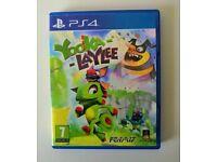 Yooka-Laylee PS4