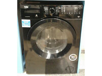 d313 black beko 7kg&5kg 1400spin washer dryer comes with warranty can be delivered or collected