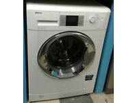 c685 white beko 7kg 1400spin A** rated washing machine come with warranty can be delivered