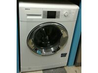 a685 white beko 7kg washing machine comes with warranty can be delivered or collected