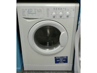 a225 white indesit 6kg&5kg 1400spin washer dryer comes with warranty can be delivered or collected
