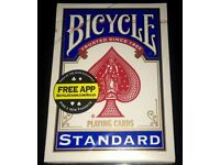 BRAND NEW IN PACK, BICYCLE BRAND PLAYING CARDS