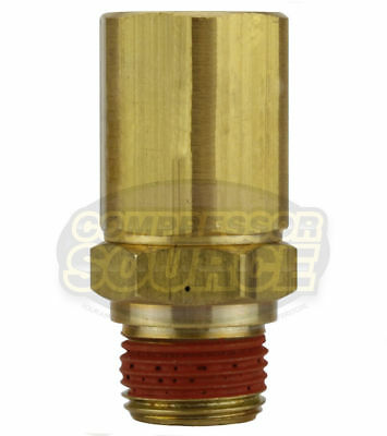 Pa-12 Load Genie Brass Air Compressor 38 Self Unloading Check Valve Unloader