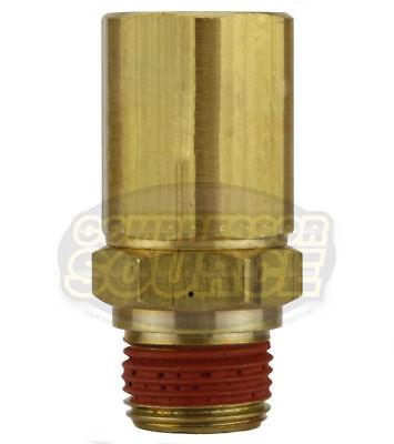 Pa-12 Load Genie Brass Air Compressor 38 Self Unloading Check Valve Unloader