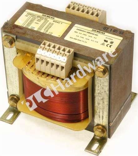 Siemens 4AM5941-8BD40-0C 4AM5 941-8BD40-0C SIDAC-T Control Circuit Transformer