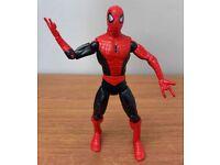 Rare 2006 spinning hurricane kick Spiderman