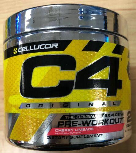 Cellucor C4 Original Pre-Workout Drink Mix, 25 servings - C