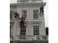 Painter and Decorator (rope access)