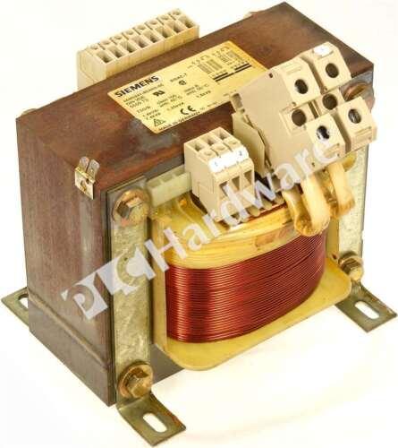 Siemens 4AM5941-8CN00-0C 4AM5 941-8CN00-0C SIDAC-T Control Circuit Transformer