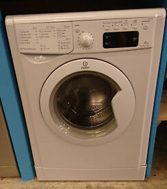 A367 white indesit 7kg 1400spin A*rated washing machine comes with warranty can be delivered