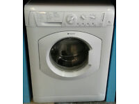 a550 white hotpoint 6kg 1200spin washing machine come with warranty can be delivered or collected