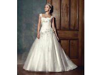 Vintage Style Designer Wedding Dress for Sale